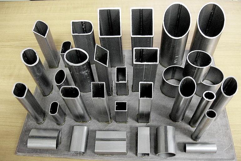 Удельный вес трубы стальной таблица