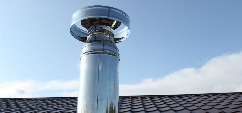 Как сделать дефлектор дымохода
