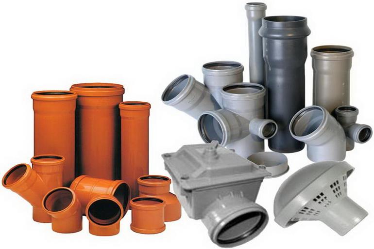 Какие канализационные трубы для наружной канализации лучше?