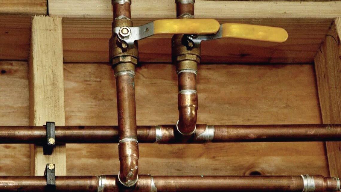 Трубы из меди  идеальное решение для устройства отопления