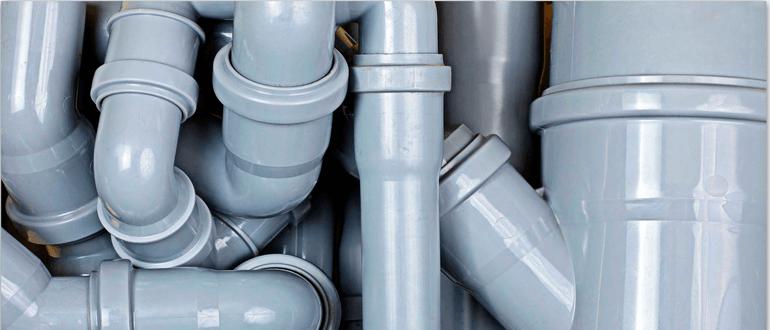 Соединение пластиковых труб пвх