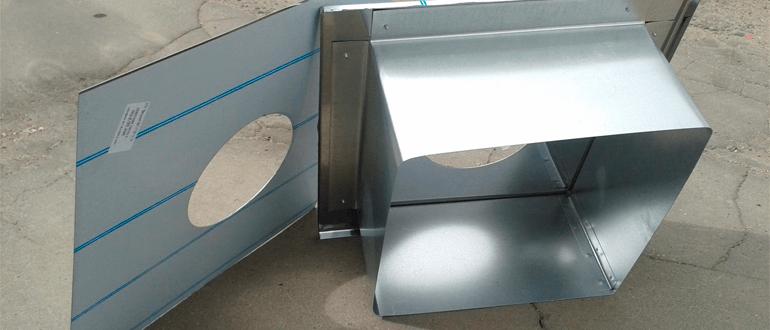 Как организовать проход трубы через крышу из металлочерепицы пошаговая инструкция для чайников